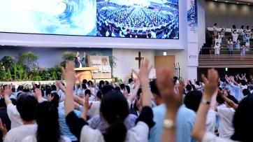 기도로 시대를 재건하고 믿음의 용량을 넓혀 대부흥의 역사를 재현합니다